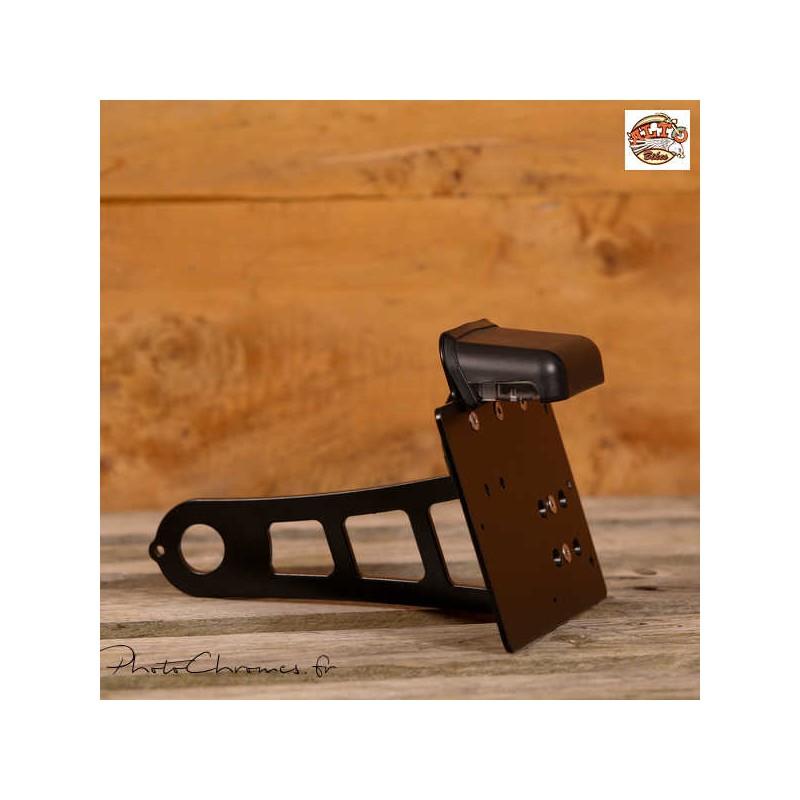 support long eclairage de plaque d origine hd alto bikes votre accessoiriste moto toulouse. Black Bedroom Furniture Sets. Home Design Ideas