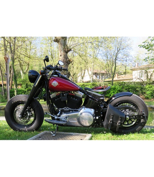 Kit Fender Softail Slim et Cross Bones
