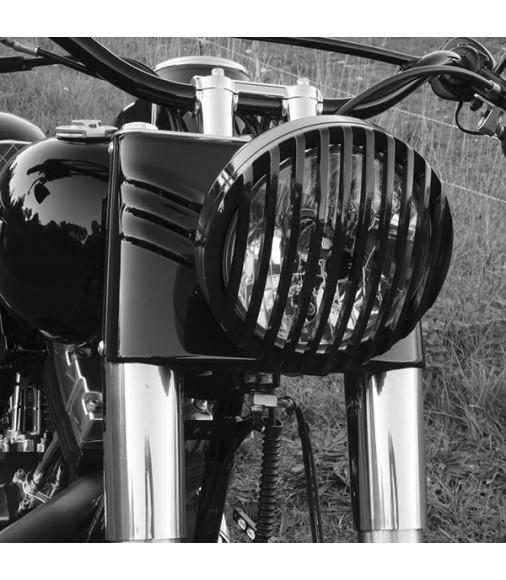 grille de phare softail alto bikes votre accessoiriste. Black Bedroom Furniture Sets. Home Design Ideas