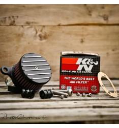 Filtre à air Sportster Contrast Cut KN 103