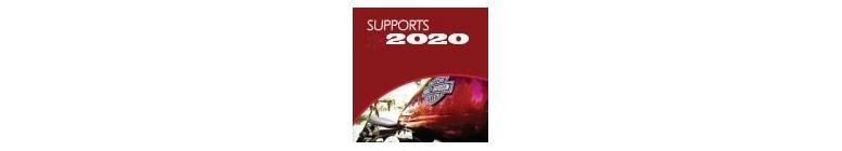 Nouveaux supports Modèle 2020 / 2021