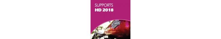 Support de plaque modéle Harley Davidson 2018